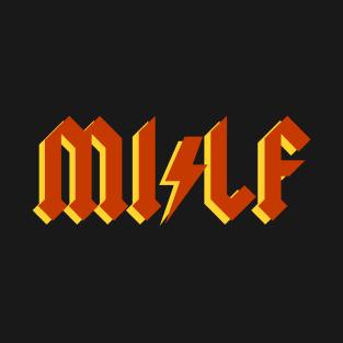 MILF Metal t-shirts