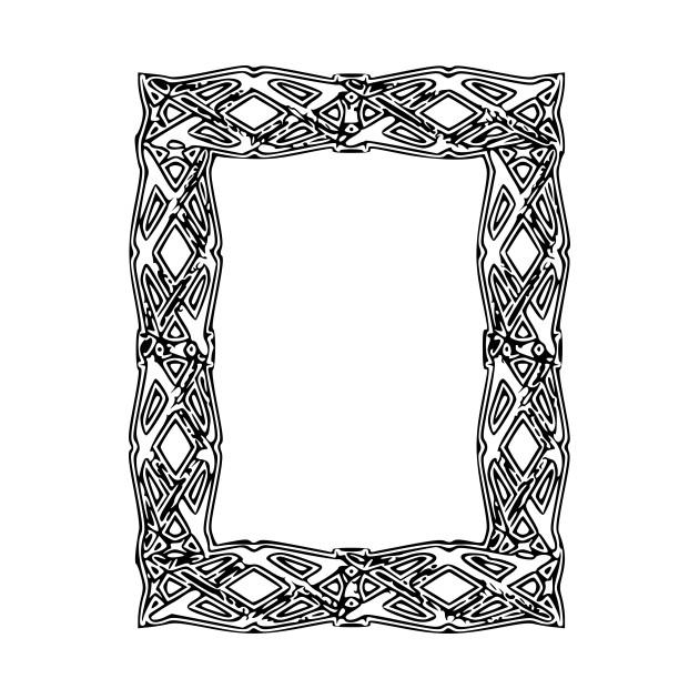 LIMITED EDITION. Exclusive Frame Outline - Frame Outline - T-Shirt ...