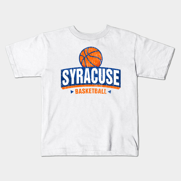 Vintage Syracuse Basketball Sweatshirt Vintage Syracuse Basketball