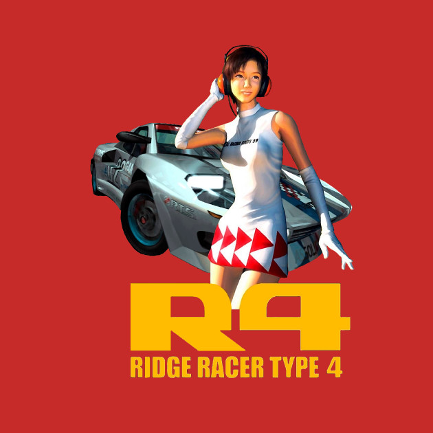 Ridge Racer Type 4 R4