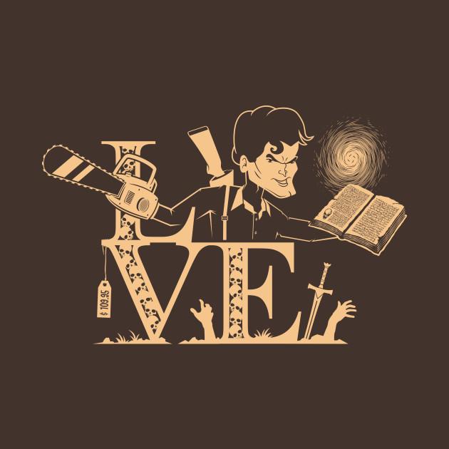 Love Ash T-Shirt