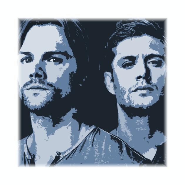 DEAN AND SAM BLUE
