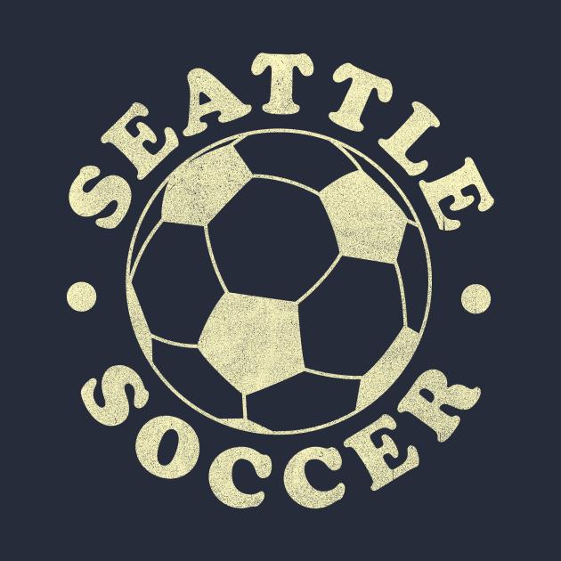 Vintage Seattle Soccer