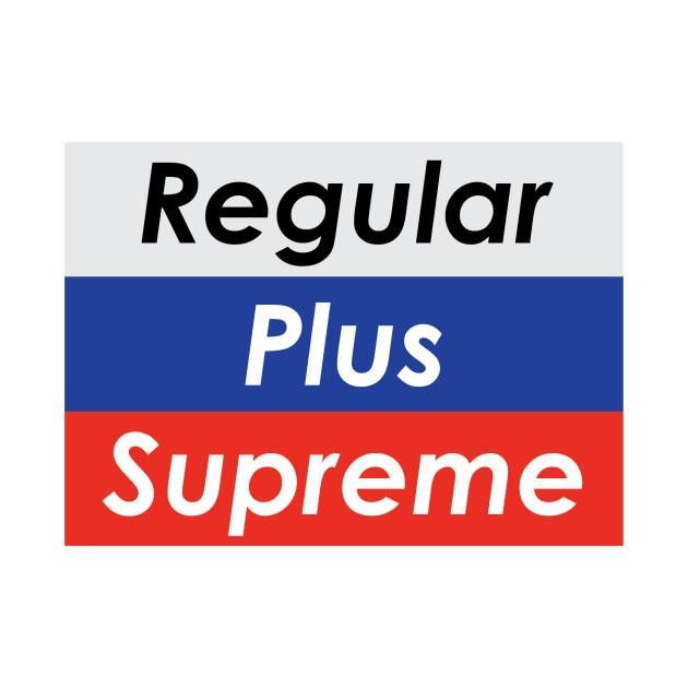 Regular Plus Supreme