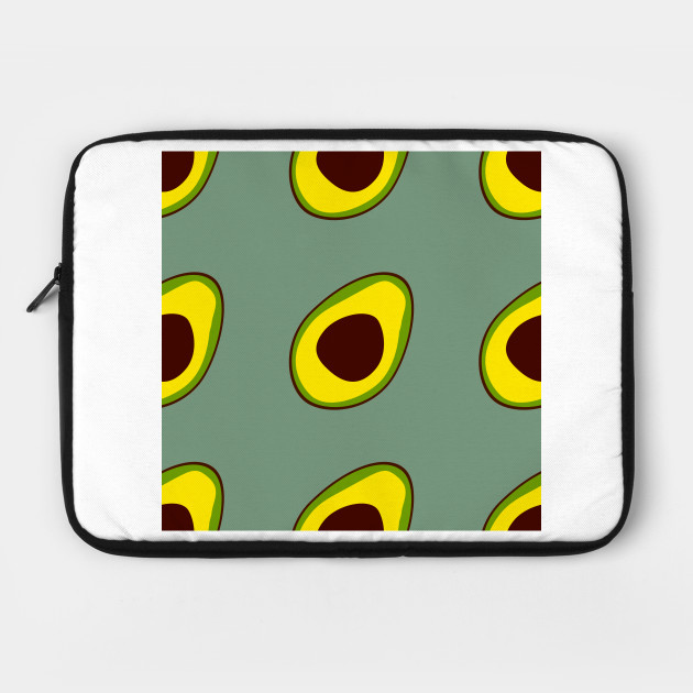 Pattern With Avocado By Choche