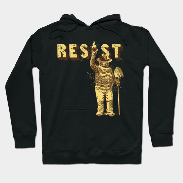 Smokey Bear Says Resist