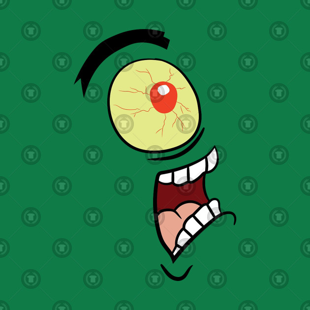 Shock, Horror, Plankton
