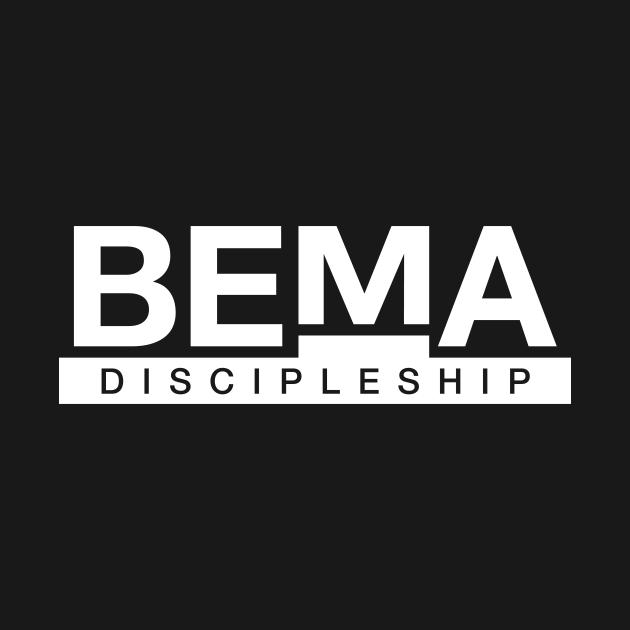 BEMA Discipleship (Plain Black Tee)