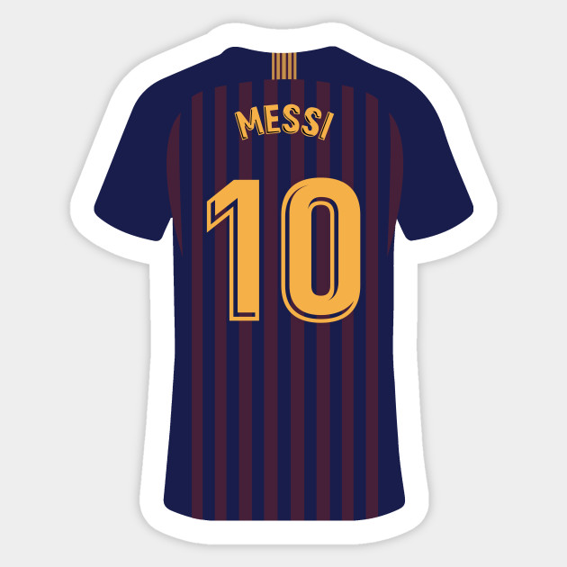 cheap for discount b0a16 7f0be Messi Jersey