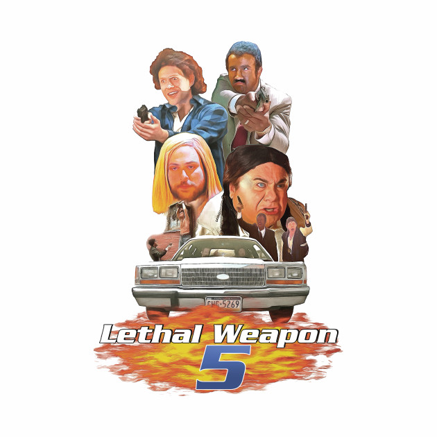 Lethal Weapon 5 - It's Always Sunny in Philadelphia