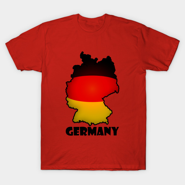 Germany Map / Flag on german flags of the world, germany map, state flags map, rhine river map, england map, german stereotypes, german world war 1 map, german state flags,