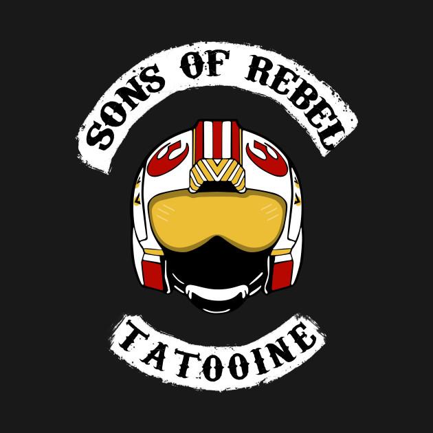 Sons Of Rebel T-Shirt