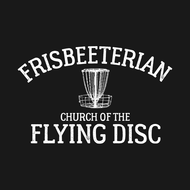 Frisbeeterian with Basket