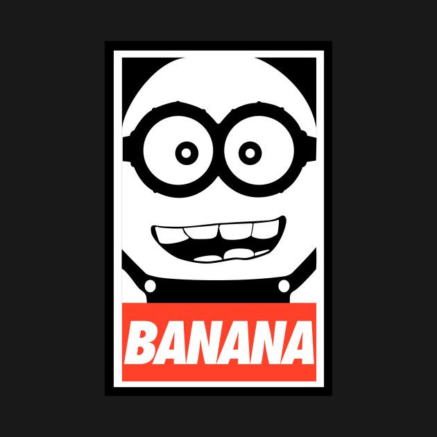 Obey Banana T-Shirt