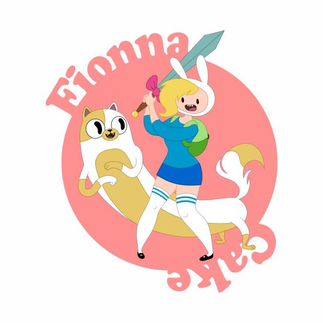 Fionna & Cake