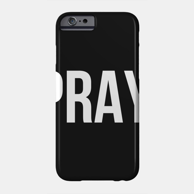 Pray. | Christian T-Shirt, Hoodie and Gifts