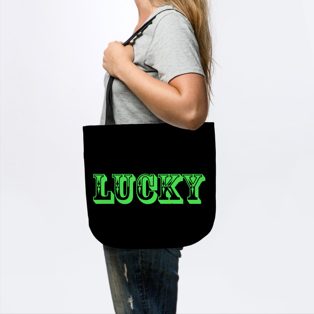 Lucky Irish Design - Perfect for St Patricks Day!
