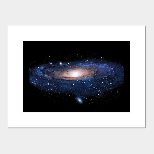 Space Nebula Galaxies - Andromeda Galaxy
