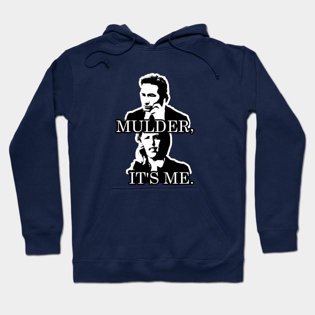 """The X-Files /""""Mulder/"""" Hoodie Sweatshirt or Long Sleeve T-Shirt"""