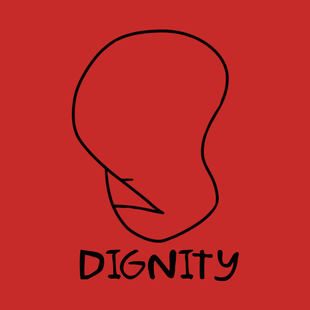 Pocket Tee - It's Dignity