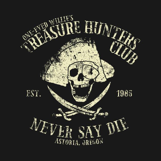 Treasure Hunters Club T-Shirt
