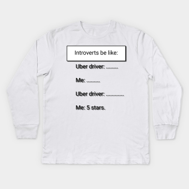 37795ee94 INTROVERT MEME! FUNNY GIFT IDEA FOR INTROVERTS - Introvert - Kids ...