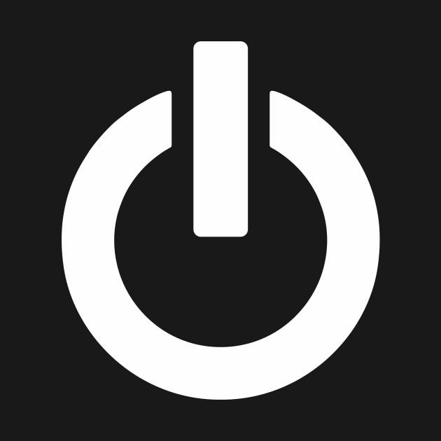 White power logo