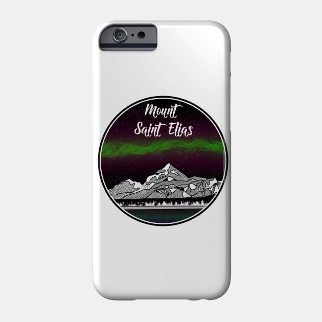 The Northern Lights Aurora Borealis Phone Case Teepublic