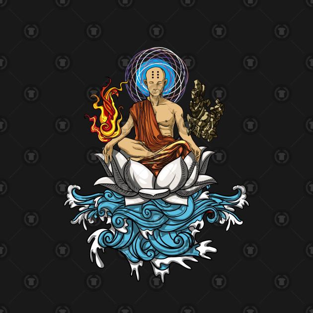 Buddha Zen Yoga Spiritual Lotus Meditation