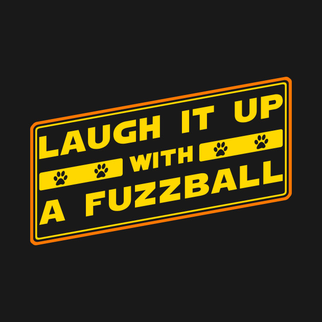 Laugh It Up with a Fuzzball Pet