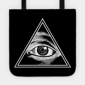 1e022946f3a All Seeing Eye Of God Third Eye Tote