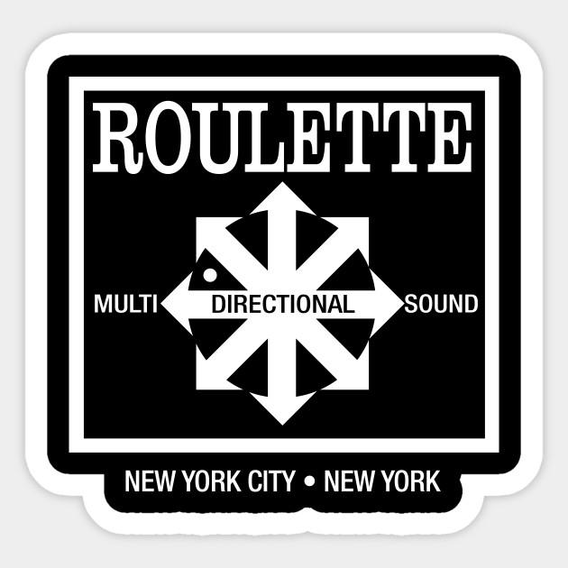 ROULETTE RECORDS T-SHIRT - Defunct Record Label - Black Version ...