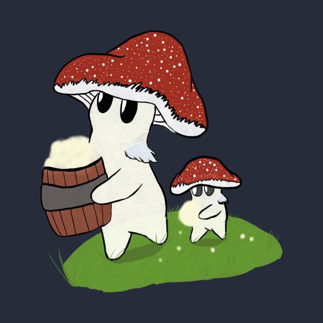 Worker Mushrooms
