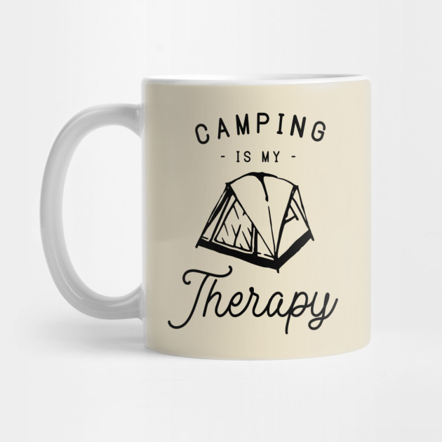 Outdoors Series: Camping is My Therapy
