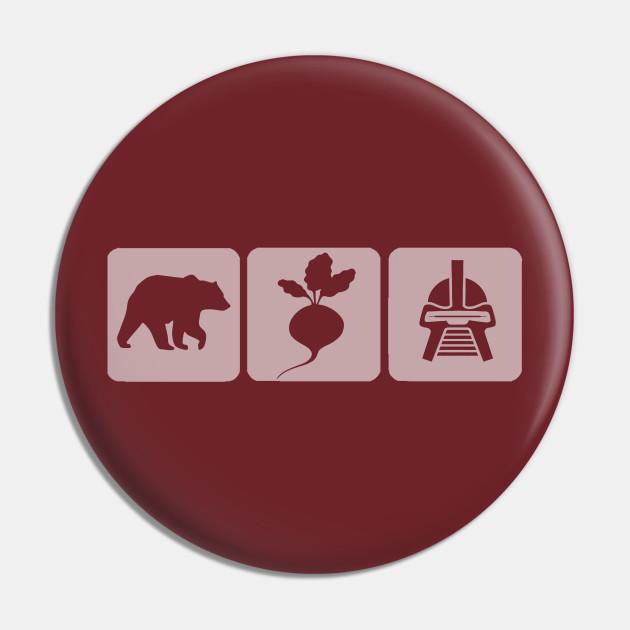 Dwight Schrute Bears Beets Battlestar Galactica