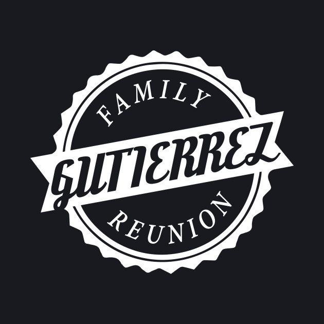 Gutierrez Family Reunion No year