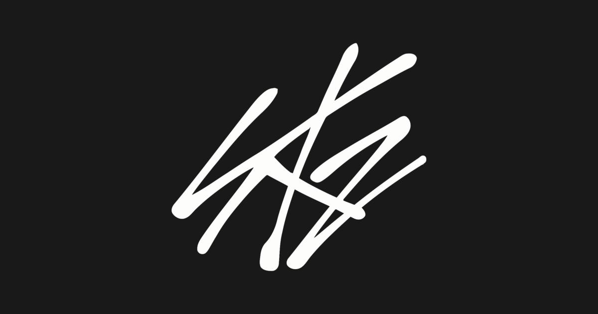 KPOP STRAY KIDS SKZ LOGO - Stray Kids Skz - Sticker ...