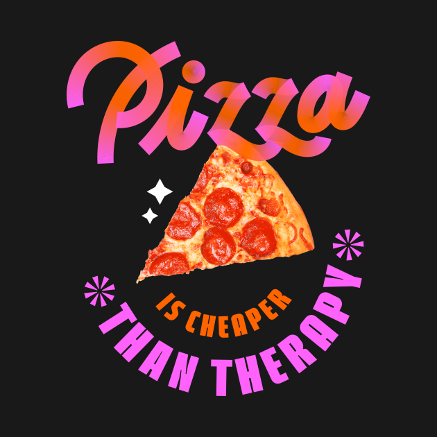 Pizza and therapy