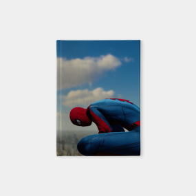 Spiderman Ps4 Notebooks Teepublic