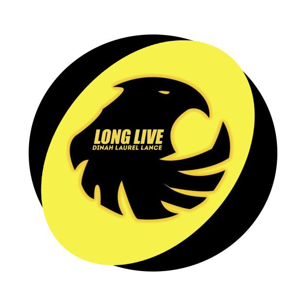 Long Live Black Canary Black Canary Onesie Teepublic