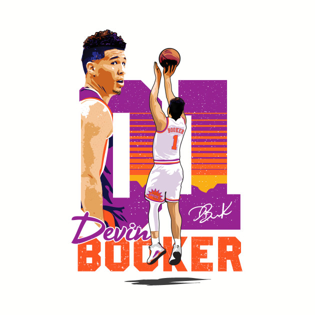 Phoenix Suns Booker Tee