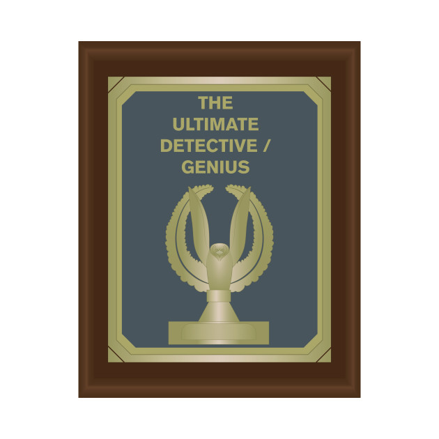 The ultimate detective / genius