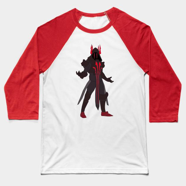 Ice King Red Fortnite Baseball T Shirt Teepublic