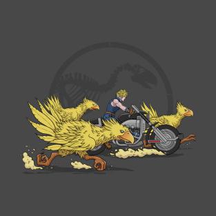 Jurassic Fantasy t-shirts