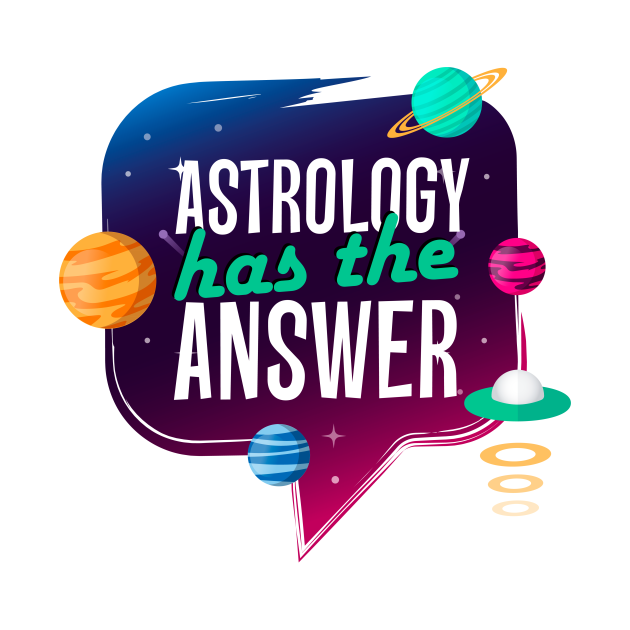 Astrology has the answer