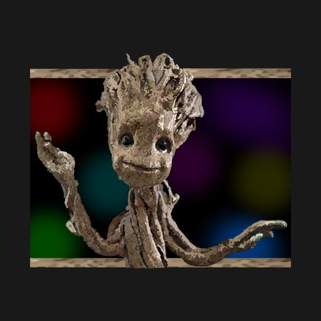 Dance Little Groot!