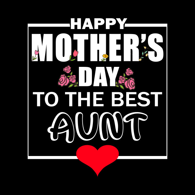 happy mother s day to the best aunt tshirt aunt gifts tapestry