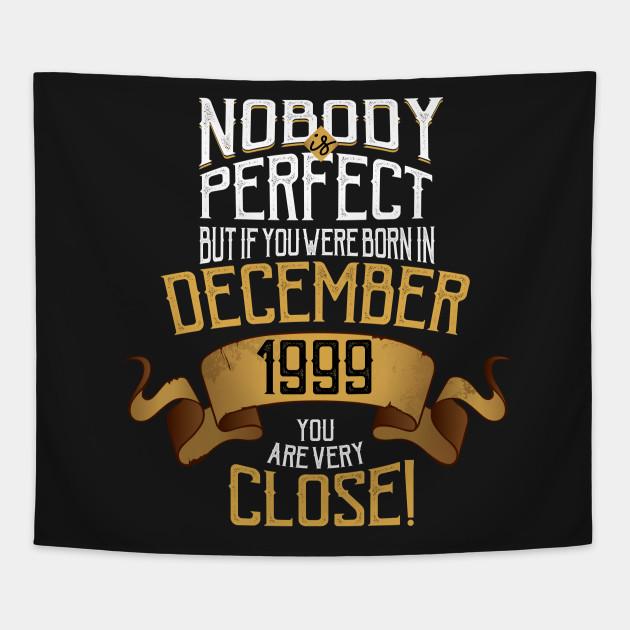 December 1999 Birthday Gift