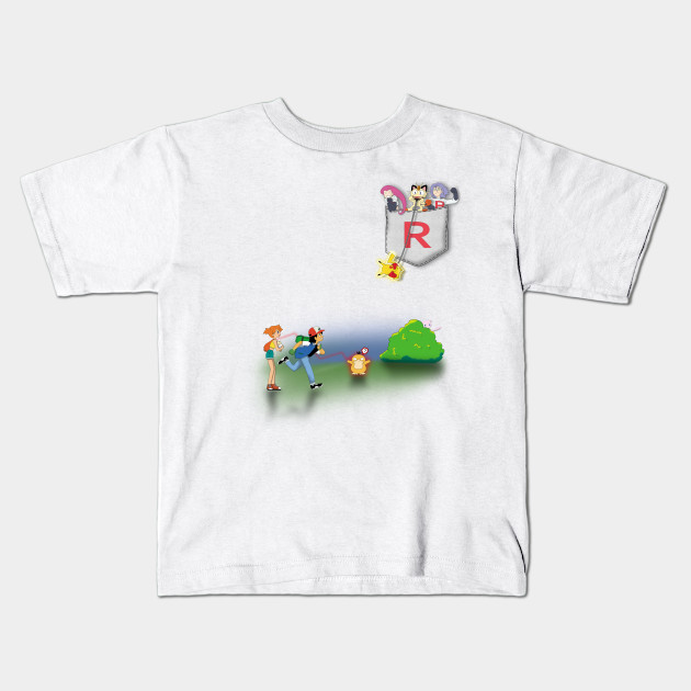 a379bfdc Double Trouble - Team Rocket - Team Rocket - Kids T-Shirt | TeePublic