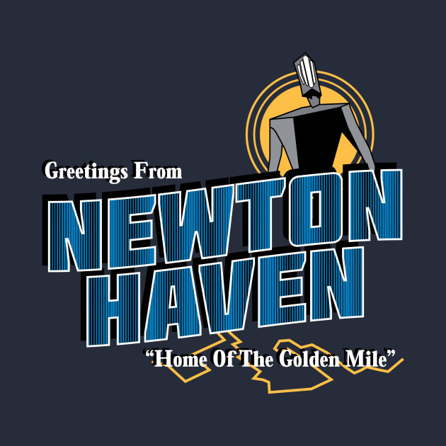 Greetings From Newton Haven